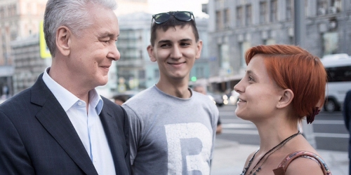 Мэр Москвы Сергей Собянин ответит на все вопросы в эфире #VKLIVE