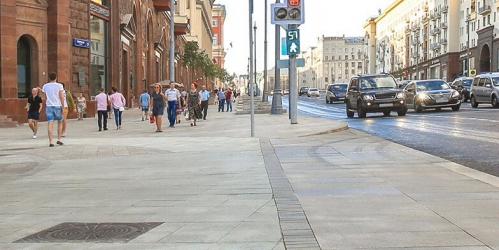 «Моя улица»: завершены основные работы