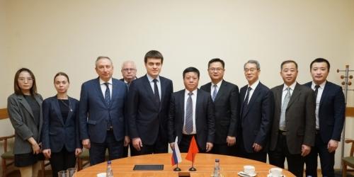 Россия и Китай: планы сотрудничества в области науки и высшего образования