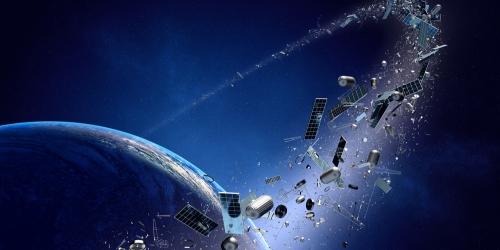 Космический мусор: российские ученые исследовали угрозы