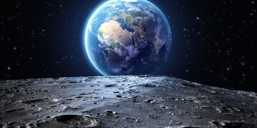 На Луне будут искать следы жизни