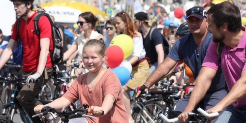 Осенний велопарад проедет в субботу по улицам столицы